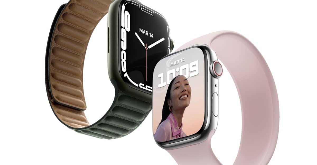 ameliorer batterie apple watch series 7