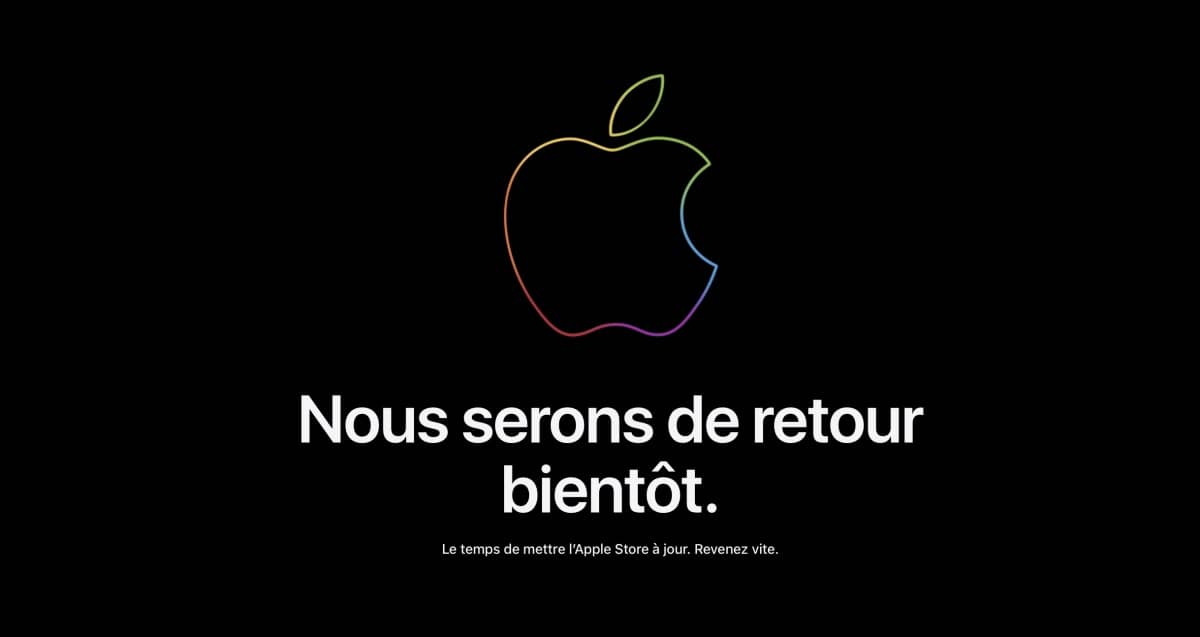 apple store ferme s21