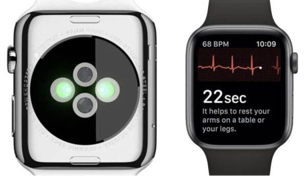 Apple Watch, arythmies, AFib