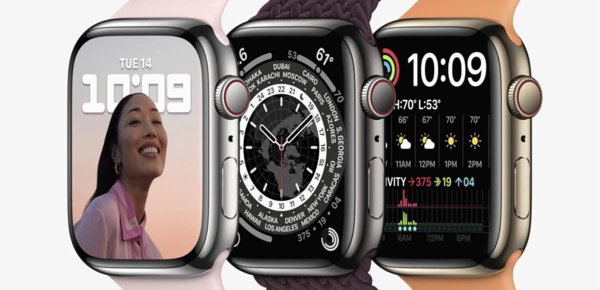 apple watch series 7 soc