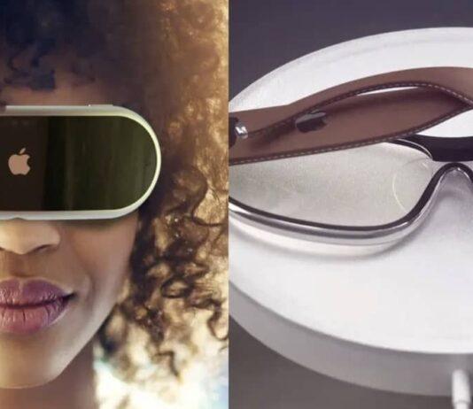 casque lunettes ar apple s21