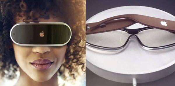 Casque AR Apple, lunettes AR Apple