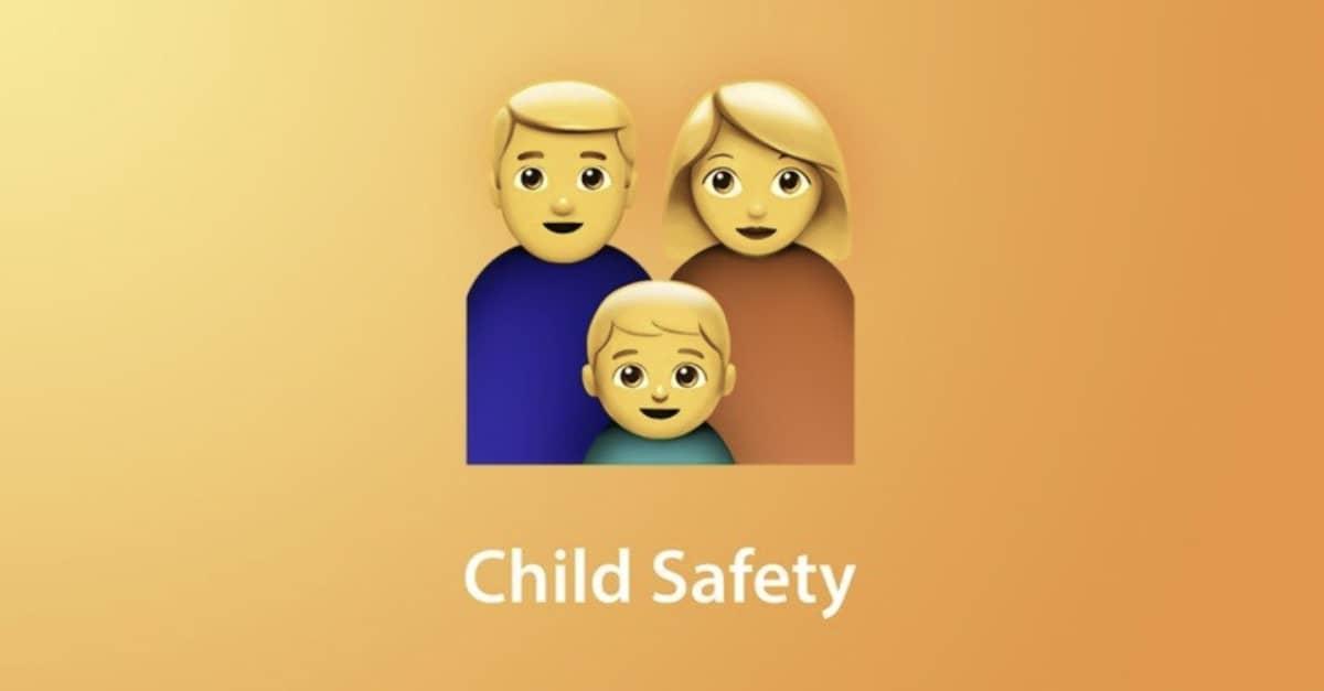 child safety ios 15 apple