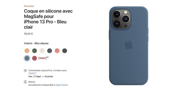 coque iphone 13 apple s21