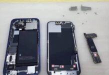 demontage iphone 13 ifixit 2