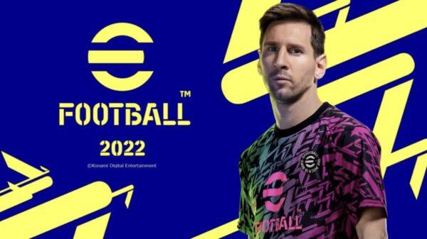 eFootball 2022, Konami