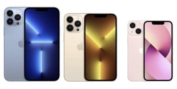 iPhone 13, iPhone 13 Pro, batterie iPhone 13, autonomie iPhone 13 Pro