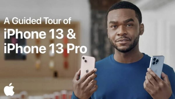 visite guidée Apple, iPhone 13, iPhone 13 Pro
