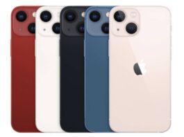 iphone 13 mini charge 12w