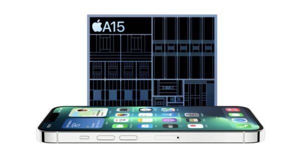 RAM iPhone 13