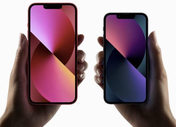 BOE, écrans OLED iPhone 13