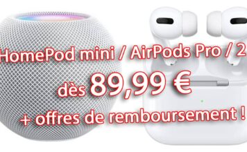 promo airpods pro homepod mini s21