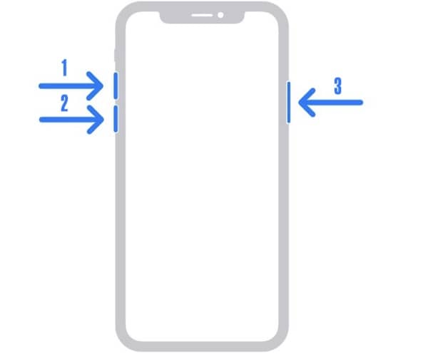 redemarrer iphone 13 pro