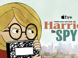 harriet the spy apple tv