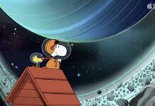 snoopy in space the search for life n21