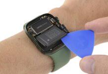 demontage apple watch series 7