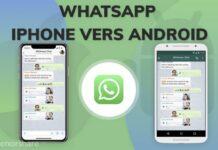 icarefone sauvegardes whatsapp iphone vers android