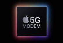 modem apple 5g o21